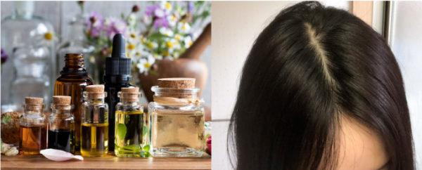 育毛サプリなどに使用されている複数のセラミドがバリア機能を高めて地肌を健やかに保ちます。